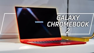 Samsung's Galaxy Chromebook 2 is FINALLY affordable Hands-on!