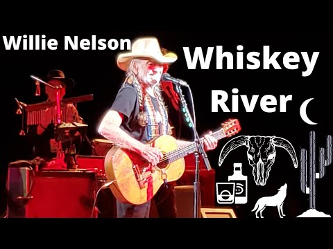 Willie Nelson - Whiskey River Live at Celebrity Theatre 5/21/19