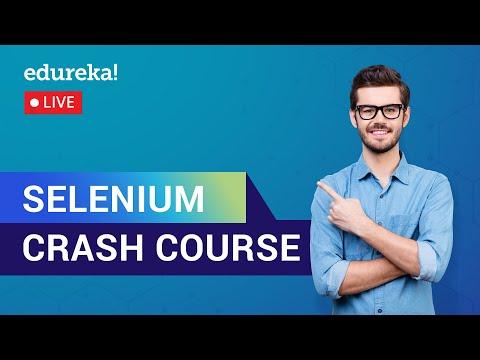 Selenium Crash Course   Selenium Tutorial   Selenium Training ...