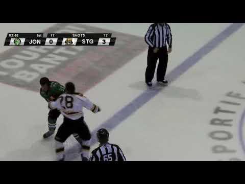 Mykel-Joey Levesque vs. Danick Malouin