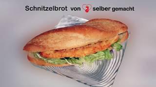 Schnitzelbrot vom Jaisli-Beck