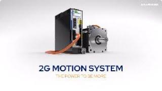 Vi presentiamo il 2G Motion System di Kollmorgen