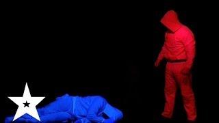 """Игра света и тени от """"ЮДИ"""" - Україна має талант-6 - Кастинг в Киеве"""