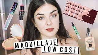 PROBANDO MAQUILLAJE LOW COST - Beautylala (ad) Catrice, Wet&Wild, Makeup Revolution...|Eynin24