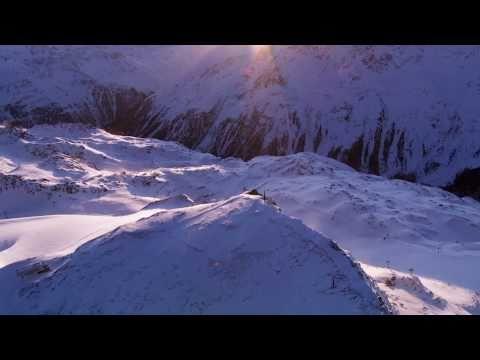 Heli Clip Winter Ötztal