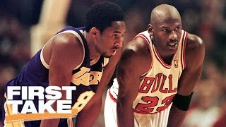 Kobe Bryant Was The 'Greatest Basketball Player' | First Take | April 20, 2017 - Video Youtube