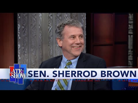 "Sen. Sherrod Brown: Those Who Embolden Trump ""Will Not Look Good In History"""