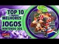 Top 10 Melhores Jogos Do Nintendo 3ds De Todos Os Tempo