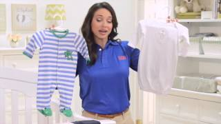 Learn All About The Layette Wardrobe!