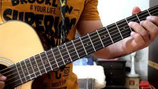 Most Emotional | Yaar Ni Mileya | Guitar Chords/Tabs Tutorial