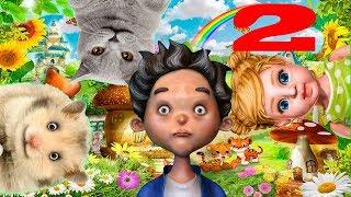 Тимпсики #2. Тимпка на волшебном острове. Английский язык для детей по мультфильмам.