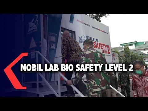 mobil laboratorium bio safety level