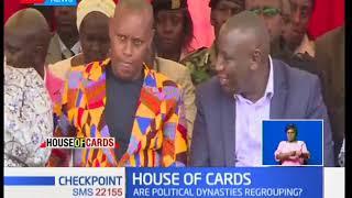 House of cards:Raila Odinga recent meetings rattles politics