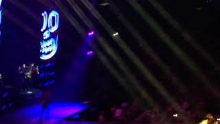 Don't threaten me with a good time by Panic! At the disco Albany show