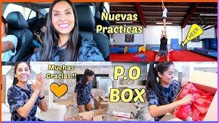 Emily En Nuevas Practicas 💪🏼 Abriendo P.O BOX 😱 Muchos Regalos Bellos 🙏🏼