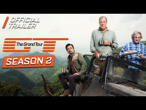 The Grand Tour - Series 2 Trailer