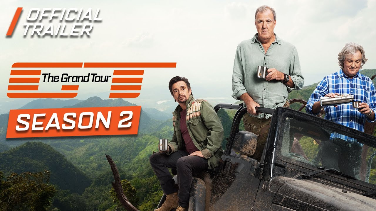 The Grand Tour Will Be Back In December, So Here's A Trailer