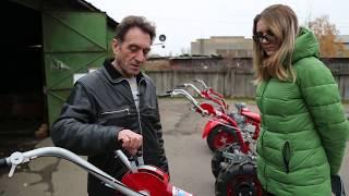 Мотоблок мотор сич МБ-6 дизель от компании ПКФ «Электромотор» - видео 1
