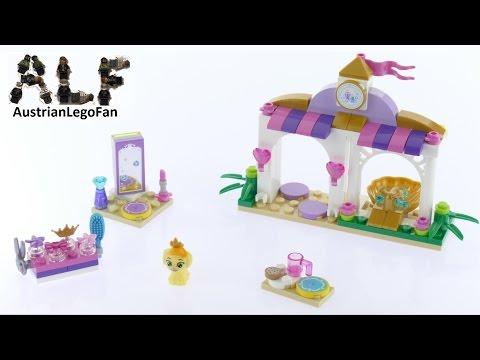 Vidéo LEGO Disney 41140 : L'institut de beauté d'ambre