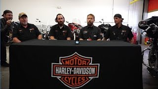 Harley-Davidson | Techs Around A Table | How to Break In a New Engine