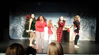 2017 Commerce School of Dance: I Saw Mommy Kissing Santa Claus