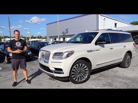 External Review Video v_PscpWsZLA for Cadillac Escalade Full-Size SUV (4th Gen)