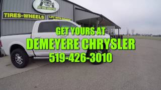 Off Road Addiction - Demeyere Chrysler 2017 Dodge Ram 1500