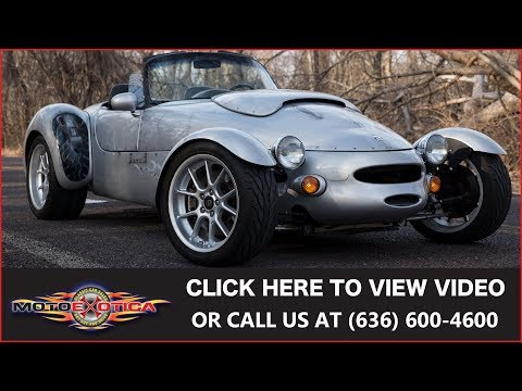 1999 Panoz AIV Roadster || For Sale