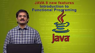 Java 8 New Features | Introduction to Functional Programming | by Mr. Hari Krishna