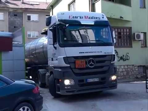 U Smederevo stigle prve količine mazuta