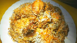 Easy way to make chicken biryani at home || Anyone can make biryani at home