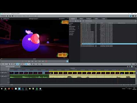Magix Video Deluxe 2018   Anfängerkurs #1   Grundlage des Programms , Bild in Bild einfach erstellt