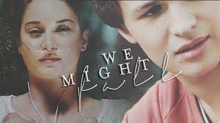 Виноваты звезды, hazel&augustus ● we might fall