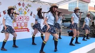 7/21 HR シュロアモールイベント 「灼熱☆KANKAN娘」