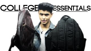 7 College Essentials EVERY Student NEEDS | Must Have Items For Students | Mayank Bhattacharya