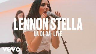 Lennon Stella   La Di Da (Live) | Vevo DSCVR