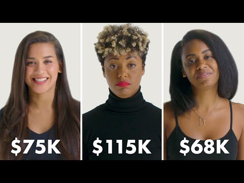 Women with Different Salaries on Donating to Charity   Glamour