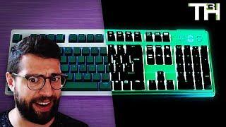 EP10: ¡Tuneando mi teclado 3! ☢️ Brilla en la oscuridad ☢️ Trihardw