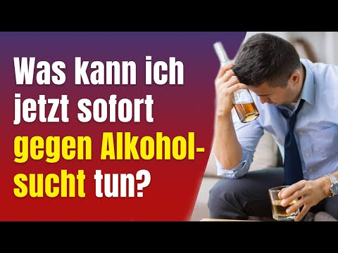 In workute des Alkoholismus