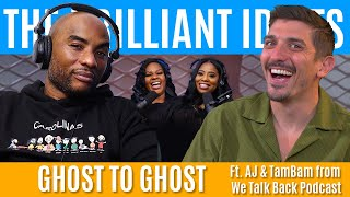The Brilliant Idiots - Ghost to Ghost ft. AJ & TamBam