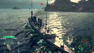 World of Warships – видео обзор