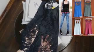 ТОП Разной Женской одежды. Посылки из Китая. Посылки с AliExpress