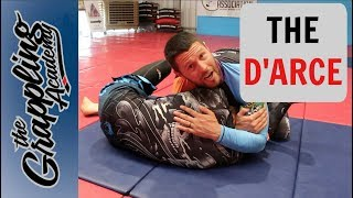 The Awesome D'arce Choke - One Of My Favourites!