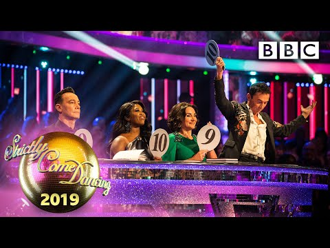 Dance couples and judges react to Saturday night! 💁‍♀️💁‍♂️ - Week 4 | BBC Strictly 2019