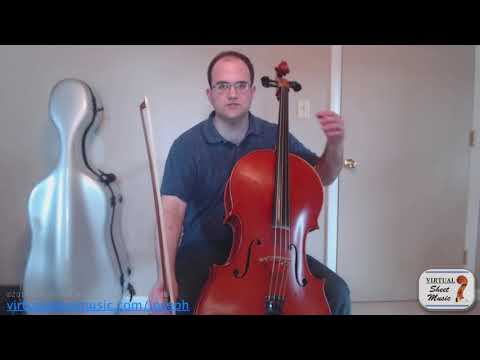 How to Trill on the Cello