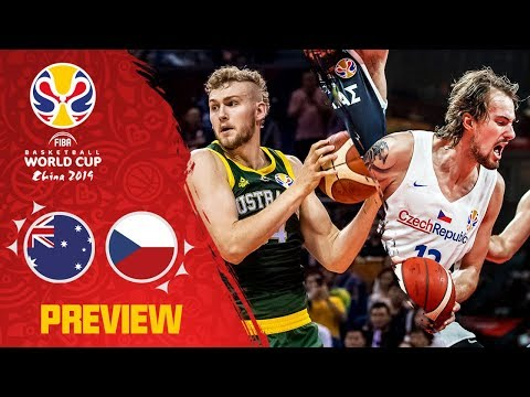 Download Australia v Czech Republic | Best Plays of each team so far | FIBA Basketball World Cup 2019 Mp4 HD Video and MP3
