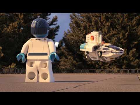 Vidéo LEGO Star Wars 75170 : Le Fantôme