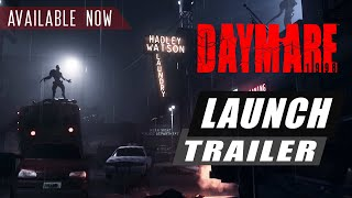 DAYMARE: 1998 - Release trailer - PlayStation 4, Xbox One