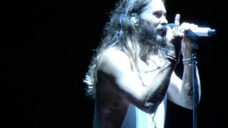 End Of All Days - 30 Seconds To Mars 8-29-14 First Midwest Bank Ampitheather TInely Park IL