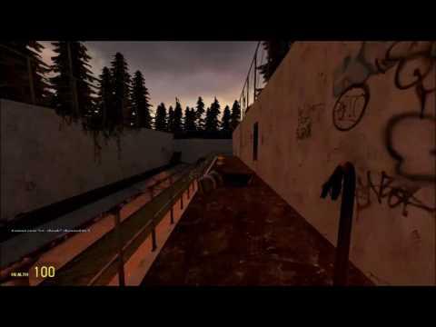Gmod Abandoned Metro Horror Map - смотреть онлайн на Hah Life